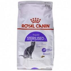 ROYAL CANIN Croquettes Pour Chat Sterilised 37 4Kg