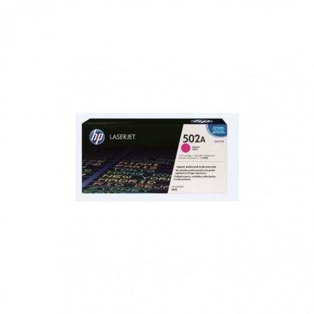 HP Toner Laser Original N° 502A Q6473A 4000 pages Magenta