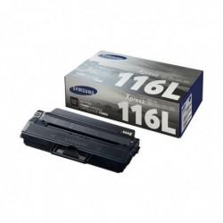 SAMSUNG Toner Laser Originale MLT-D116L Haute capacité 3000 Pages Noir