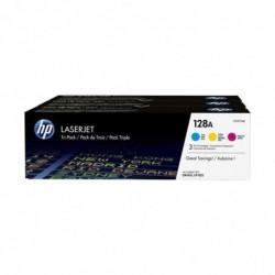 HP Pack 3 Couleurs Toner...