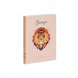 EXACOMPTA Agenda journalier Forum 12x17 Safari lion