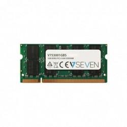 V7 Mémoire RAM Notebook 1GB DDR2 667MHZ CL5