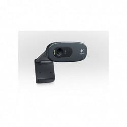 LOGITECH Webcam HD C270 Black