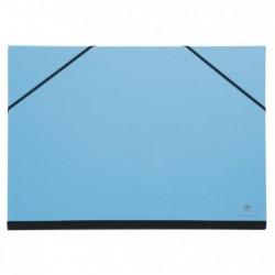CLAIREFONTAINE Carton à Dessin 28x38cm Turquoise