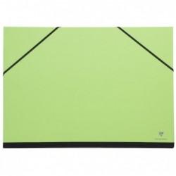 CLAIREFONTAINE Carton à Dessin 26x33cm Vert