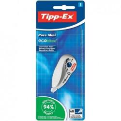 TIPP-EX Rubans correcteurs eCOlutions Pure Mini 6 m x 5 mm - 1 pièce