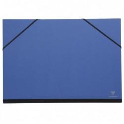 CLAIREFONTAINE Carton à Dessin 26x33cm Bleu Nuit