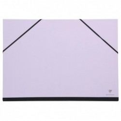 CLAIREFONTAINE Carton à Dessin 26x33cm Lilas