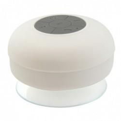 WAYTEX Enceinte nomade Bluetooth Etanche Résistant aux éclaboussures