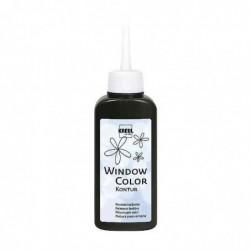 """KREUL Peinture de contours Hobby Line """"Glas Design"""", phos."""