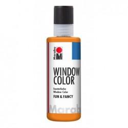 "MARABU Window Color ""fun & fancy"", 80 ml, bleu ultra marin"
