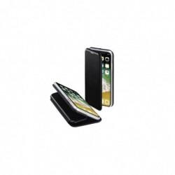 """HAMA Étui portefeuille """"Curve"""" pour Apple iPhone X, noir"""