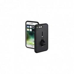 "HAMA Coque ""Loop"" pour Apple iPhone 7 Plus/8 Plus, noire"