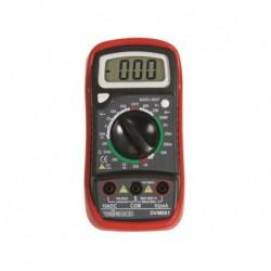 VELLEMAN Multimètre numérique LCD 10a avec fonction mémoire