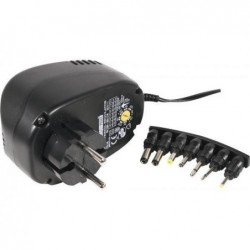 Transformateur d'alimentation 230V de 3à12V  500mA