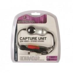 VELLEMAN Convertisseur audio & vidéo analogique sur port USB 2.0