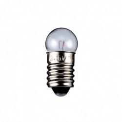 GOOBAY Ampoule Globulaire Culot E10 3,5 V 0,7 W, 200 mA