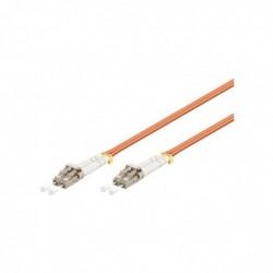 GOOBAY Câble de réseau à fibre optique LC-LC OM2 (optimisé pour LED)