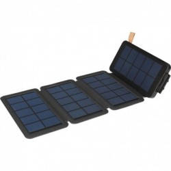 SANDBERG Solar 4-Panel Powerbank 12000 mAh