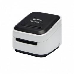 BROTHER Imprimante Etiquettes Couleur VC-500W Zero Ink Wifi Jusqu'à 50 mm de Large