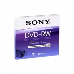 SONY DVD-RW 1,4GB 8 cm pochette DMW 30 AJ