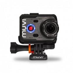 VEHO Caméra d'action K2 Sport 1080p noire