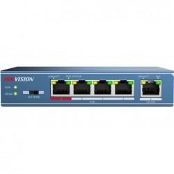 HIKVISION Switch 4 Port PoE...