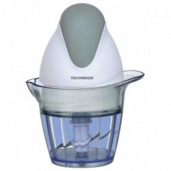TECHWOOD Mini Hachoir Multifonction 150W Blanc