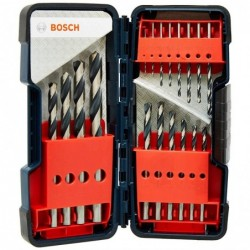 BOSCH Coffret 18 Forets HHS PointTeQ ToughBox 2608577350