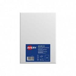 AVERY Étiquettes multi-usages enlevables, 420 x 297 mm