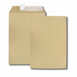 GPV Paquet de 10 pochettes kraft armé brun C4 229x324 130 g/m² bande de protection