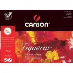 CANSON Bloc 10 feuilles...