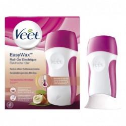 VEET Kit Epilation Roll-On électrique + recharge de 50ml EasyWax™