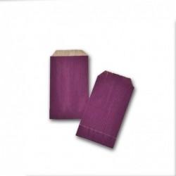 GPV Boite de 250 pochettes cadeau violettes 70x120 60 g/m²