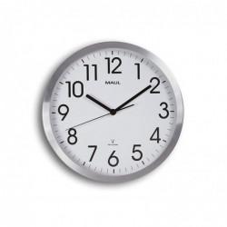 MAUL MAULmove Horloge 30 x 30 x 4,5 cm Blanc