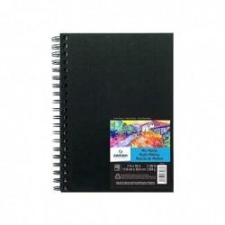 CANSON Carnet esquisse Art Book Mix Media, 178 x 254 mm,