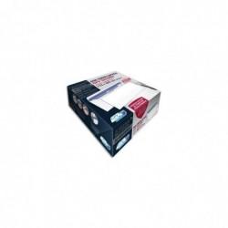 GPV Boîte de 500 enveloppes blanches DL+ 112x225 90 g/m² Secure®