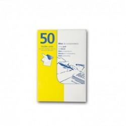 GPV Boîte de 50 blocs A4 uni