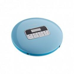 GRUNDIG Lecteur de CD portable GCDP 8000 Bleu