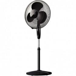 ALPATEC Ventilateur Taurus sur pied 40 cm Noir