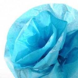 CANSON Papier de soie, 0,5 x 5,0 m, 20 g/m2, bleu turquoise