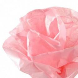 CANSON Rouleaux Papier de soie 0,5 x 5 m Rose Acidulé