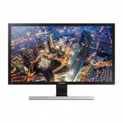 "SAMSUNG U28E590D Écran PC 28"" 71.09 cm UHD 3840 x 2160, 1ms, 16:9, 2xHDMI/DisplayPort, AMD FreeSync"
