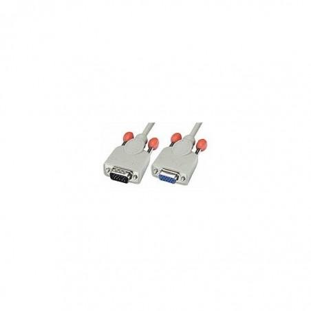 LINDY Rallonge VGA 15 pins HD mâle/femelle 1m