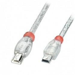LINDY Câble USB Mini-A /...