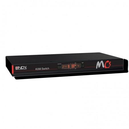 LINDY Commutateur KVM MC5, 24 ports, cat.5