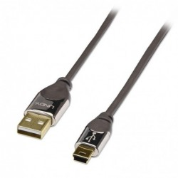 LINDY Câble USB 2.0 type...