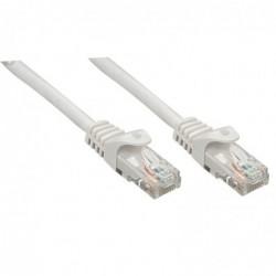 LINDY Câble réseau Cat.5e U/UTP, 3m