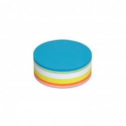 MAUL Cartes d'animation rondes Ø 13,5 cm, 250pces/paquet assortis