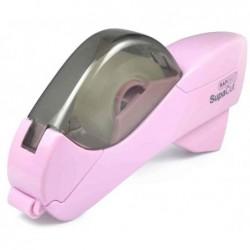 RAPESCO Dévidoir automatique de ruban adhésif SupaCut, rose